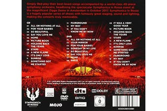 Symphonica In Rosso: Live At Ziggo Dome Amsterdam