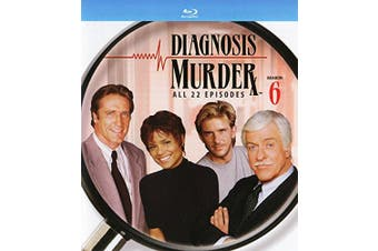 Diagnosis Murder// Season 6 [Blu-ray] [Blu-ray]