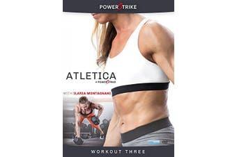 Atletica Volume 3 by Powerstrike, with Ilaria Montagnani