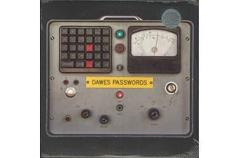 Passwords - Yellow Transparent 2xLP