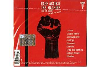 Live In Irvine, Ca June 17 1995