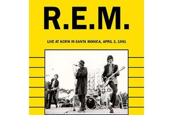 Live At Kcrw In Santa Monica, April 3, 1991