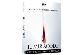il miracolo (3 blu-ray) box set BluRay Italian Import [Blu-ray]