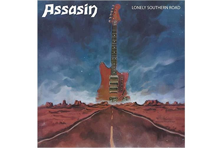 Lonely Southern Road
