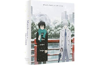March Comes in Like a Lion - Season 1 Part 2 Collector's Blu-ray [Blu-ray]