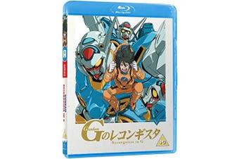 Gundam Reconguista in G Standard Edition [Blu-ray] [Blu-ray]