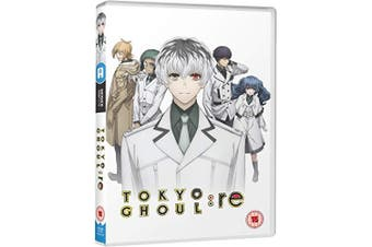 Tokyo Ghoul:re Part 1 [DVD]
