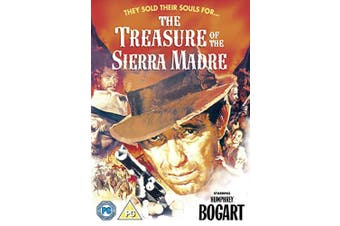 The Treasure of The Sierra Madre [DVD] [2020]