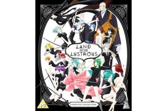 Land Of The Lustrous Collection BLU-RAY [2019] [Blu-ray]