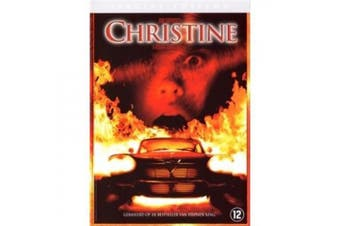 Christine [ 1983 ] Uncensored + extra's [Blu-ray]
