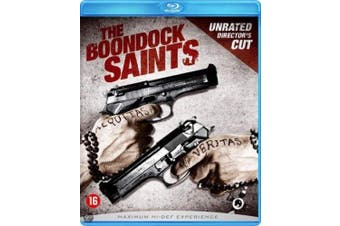 Boondock Saints, (blu-ray) (1999) (import) [Blu-ray]