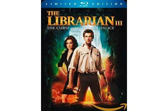 LIBRARIAN 3 [STEELCASE] [BLU-RAY] [LIMITED EDITION] [IMPORT] [Blu-ray]