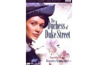 DUCHESS OF DUKE STREET - The Complete Collection [IMPORT]