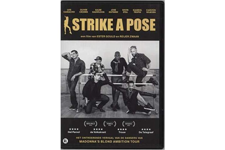 Strike A Pose [DVD] [2016]