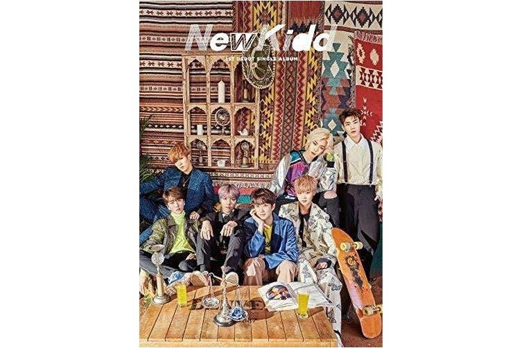 1st Single Album: Newkidd (Incl. 136pg Photobook, 3 Photocards + 1Postcard)