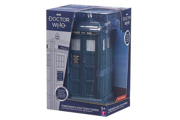 DOCTOR WHO 6846 Thirteenth Tardis