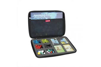 Hermitshell Hard Travel Case for Z-Man Games Pandemic Cooperative Board Game