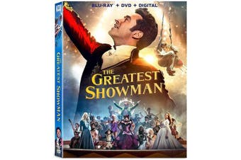 The Greatest Showman (Blu-ray + DVD + Digital)