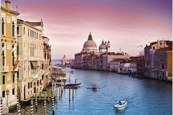 Becko Jigsaw Puzzle Venice City View - 1000 Pieces