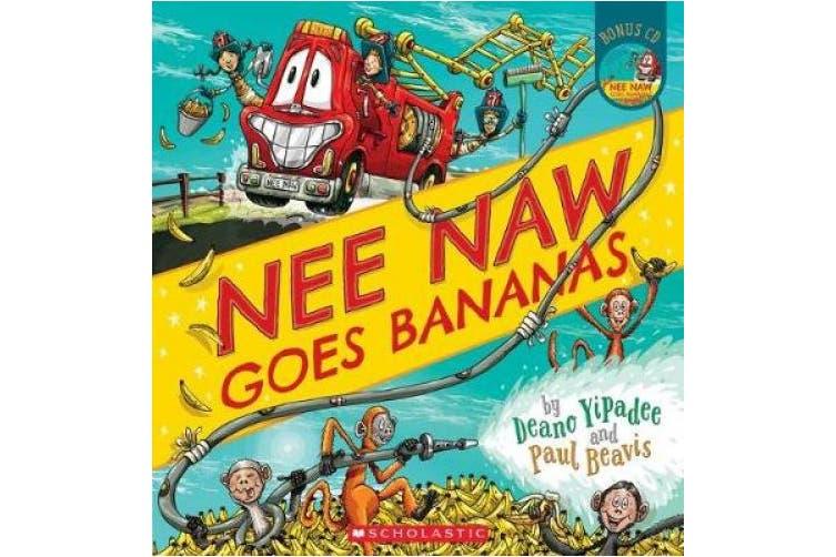 Nee Naw Goes Bananas (Nee Naw)
