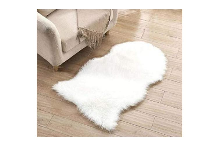 white fur carpet for bedroom