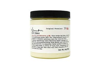 C.O. Bigelow No. 005 Lemon Body Cream with Lemon Oil and Extracts, 240mls