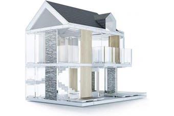 Arckit 90 Architect Model Building Kit (230 Piece)