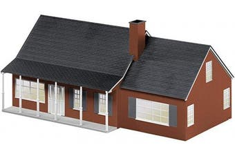 (Suburban House) - Lionel Bungalow House