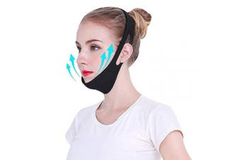 Face Slimming Strap, for Eliminating Sagging Skin, Pain-Free Face Lifting Bandage, V Line Lifting Chin Strap, Face Lifter Strap, Lifting Firming Anti Ageing, Reducing Double Chin, for Women, Girls, Men