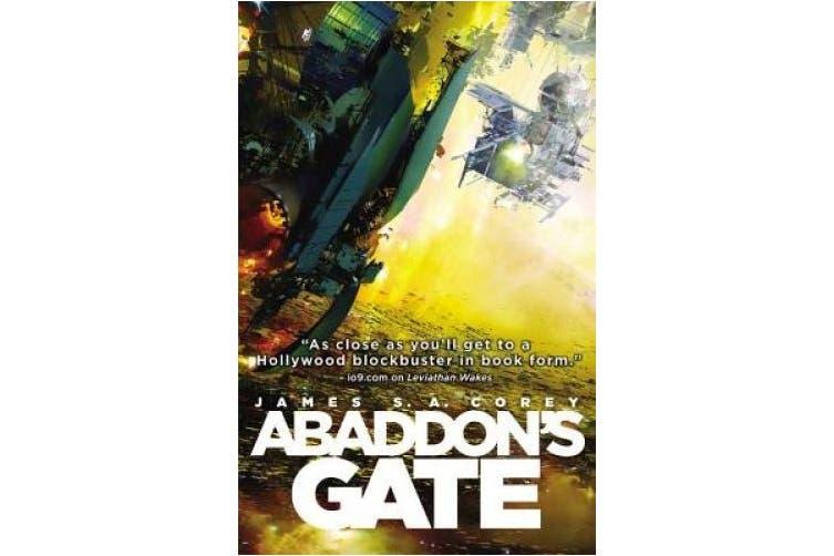 Abaddon's Gate (Expanse)