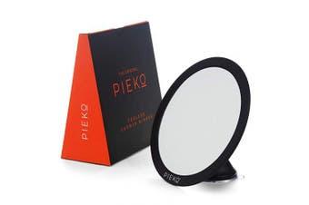 PIEKO Fogless Shower Mirror for Fog Free Shaving - Anti Fog Mirror, Shower Mirrors for Shaving Fogless Suction, Anti Fog Mirror for Shower