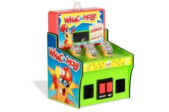 (Whac-A-Mole) - Basic Fun Whac-A-Mole Mini Electronic Arcade Game