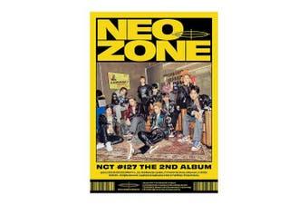 NCT #127 NEO ZONE (2ND ALBUM) (N VER.)