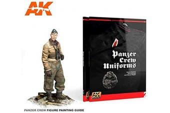 AK Interactive Panzer Crew Uniforms AK Learning Series No2 English # 272