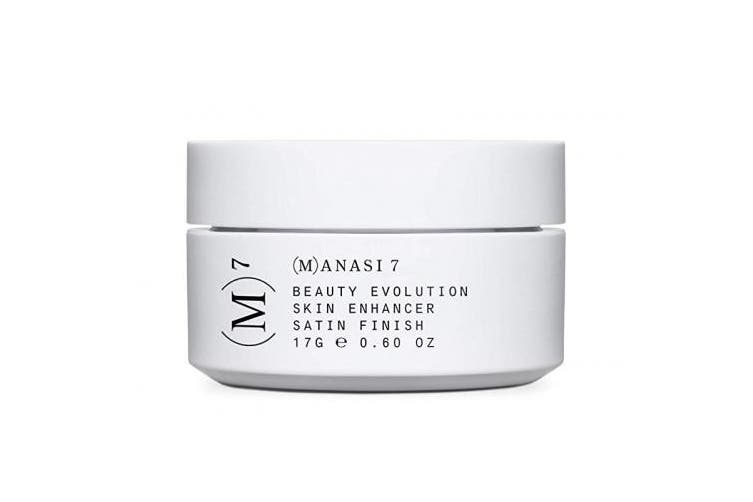 (Jamocha) - MANASI 7 - Organic Skin Enhancer Concealer + Foundation + Eye Primer | | Non-Toxic, Wild-Harvested Ingredients (Jamocha)