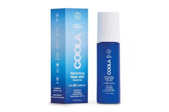 (50ml) - COOLA Suncare COOLA Full Spectrum 360° Refreshing Water Mist Organic Face Sunscreen SPF