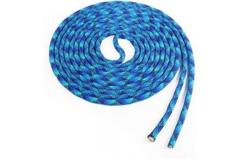 (Single 5.5m Rope, Neptune) - Atwood Rope MFG Double Dutch Jump Rope - 1cm - 5.5m - Kids Adults (Neptune, Single 5.5m Rope)