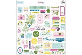 Pinkfresh Cardstock Die-Cuts