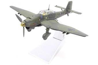 Corgi Diecast Junkers Ju87B-2 Luftwaffe 9. France 1940 1:72 WWII Military Aircraft Display Model AA32518