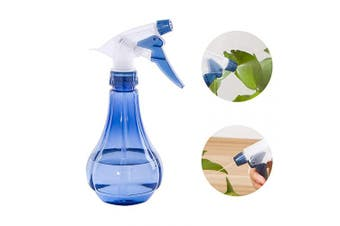 (A) - Translucent Spray Bottle for Household Cleaning and Garden Watering, PET+PP Leakproof Fine Mist Trigger Sprayer (A)