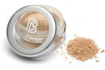 (Angelic) - Barefaced Beauty Travel-Size Mineral Foundation, Angelic 2.5 g