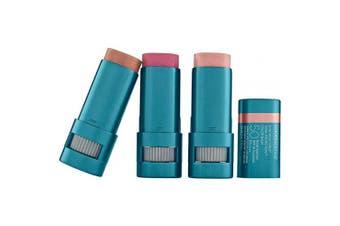 Colorescience Sunforgettable Total Protection Colour Balm, Buildable Lip & Cheek Colour, Trio,