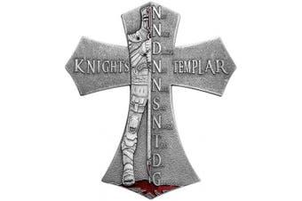 AtSKnSK Knights Templar Cross Armour of God Challenge Coin