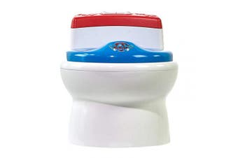 (Paw Patrol) - The First Years Nickelodeon Paw Patrol Potty & Trainer Seat, White/Blue