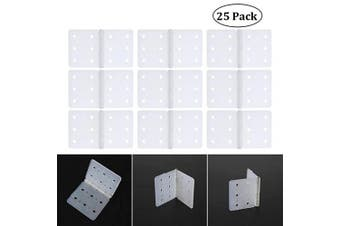 Pinned Nylon Hinges W0.160cm and L1.2.5cm RC Aeroplane Plane Model Aircraft Parts
