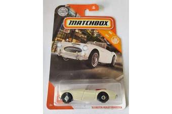 Matchbox 2020 MBX City 42/100 - '63 Austin Healey Roadster