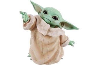 Maikoa PVC The Child Yoda Toy Baby Yoda Plush Toys(15cm 1pcs)