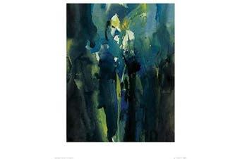 Art Group The David Ross (Iris) -Art Print 40 x 50cm, Paper, Multicoloured, 40 x 50 x 1.3 cm