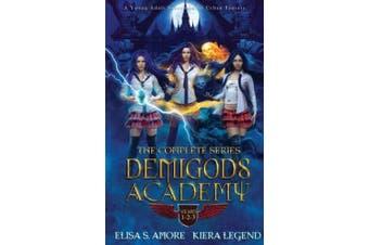 Demigods Academy Box Set - The Complete Series (Young Adult Supernatural Urban Fantasy) (Demigods Academy)
