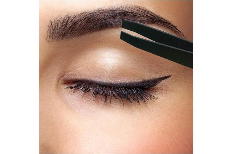 All-in-One Eyebrow Shaping and Grooming Kit - Includes Eyerbrow Razor, Comb-Brush, Trimmer, Tweezers, Scissors-Comb, and Carry Case. Multipurpose Professional Eyebrow Shaper Eyebrow Kit For Women Men